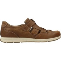 Shoes Men Sandals Imac 71450 Brown