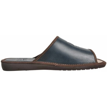 Shoes Men Mules Nordikas 6691 Blue