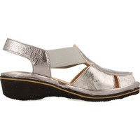 Shoes Women Sandals Plaju 70996 Silver