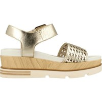 Shoes Women Sandals Altraofficina J0901P Gold