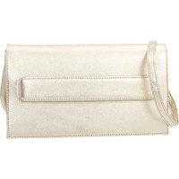 Bags Women Pouches / Clutches Unisa ZDIVA LMT Silver