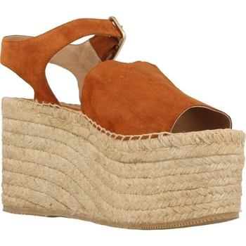Shoes Women Espadrilles Equitare 72323 Brown