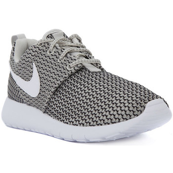 Shoes Women Low top trainers Nike ROSHE ONE GS Beige