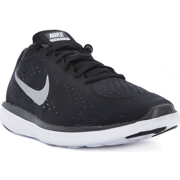 Shoes Women Low top trainers Nike FLEX 2017 RN GS Nero