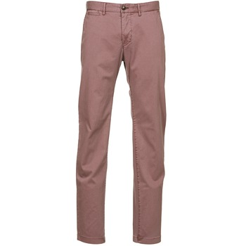 Clothing Men chinos Marc O'Polo ADALBERTO Bordeaux