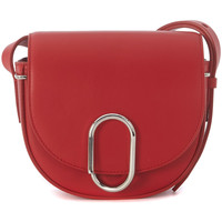 Bags Shoulder bags 3.1 Phillip Lim Alix Mini Saddle red leather shoulder bag Red