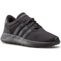 Shoes Children Low top trainers adidas Originals Lite Racer K Black