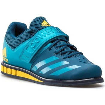 Shoes Men Low top trainers adidas Originals POWERLIFT31 Green