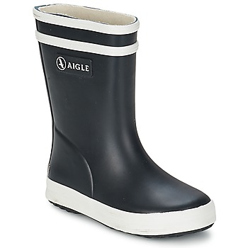Shoes Children Wellington boots Aigle BABY FLAC Marine