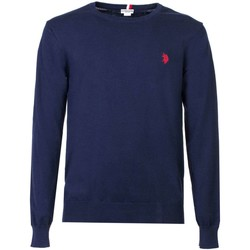Clothing Men jumpers U.S Polo Assn. U.s. polo assn. 38335 50357 Jumper Man Blue Blue