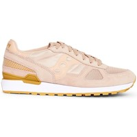 Shoes Men Low top trainers Saucony Shadow Original Trainers Tan Other