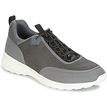 Shoes Men Low top trainers Aigle LUPSON MESH Grey