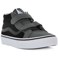 Shoes Low top trainers Vans SK8 MID REISSUE V Grigio