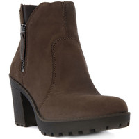 Shoes Women Ankle boots Igi&co NABUK SOFT MORO     94,5