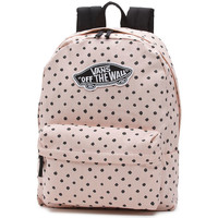 Bags Women Rucksacks Vans MOCHILA  REALM BACKPACK ROSA