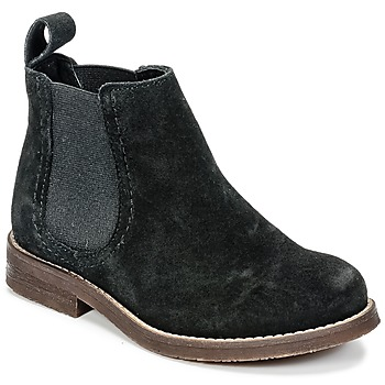 Shoes Girl Mid boots Young Elegant People COLETTET Black
