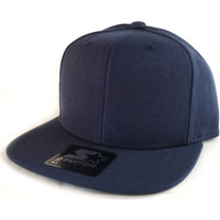Clothes accessories Men Caps Starter Branded Snapback Cap - Navy Blue