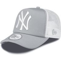 Clothes accessories Caps New Era NY Yankees Clean A Frame Trucker Cap - Grey Grey