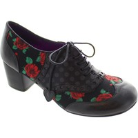 Shoes Women Heels Poetic Licence Clara Bow Black/Red