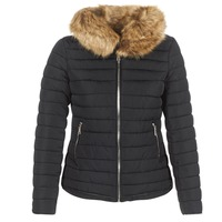 Clothing Women Duffel coats Casual Attitude HEYL Black