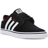 Shoes Women Low top trainers adidas Originals SEELEY Nero