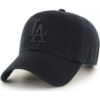 Clothes accessories Men Caps 47 Brand MLB LA Dodgers Clean Up Cap - Black Black