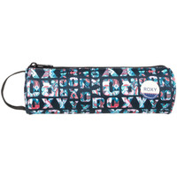 Bags Women Pouches Roxy Off The Wall Pencil Case - Anthracite Small Black