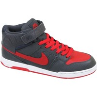Shoes Children Hi top trainers Nike Mogan Mid 2 JR B Black-Red