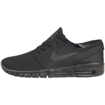 Shoes Men Low top trainers Nike Stefan Janoski Max Black