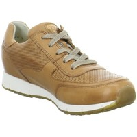 Shoes Women Low top trainers Paul Green 4459079 Brown