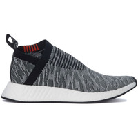 Shoes Low top trainers adidas Originals Sneaker  NMD_CS2 Primeknit Black