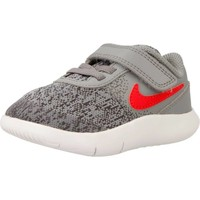Shoes Children Low top trainers Nike FLEX CONTACT (TDV) Grey
