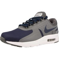 Shoes Men Low top trainers Nike AIR MAX ZERO ESSENTIAL Blue