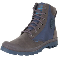 Shoes Men Mid boots Palladium Men's Pampa Sport Cuff WPN Boots, Grey grey