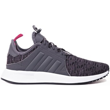 Shoes Children Low top trainers adidas Originals Xplr J Grey