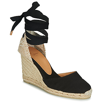 Shoes Women Espadrilles Castaner CARINA Black