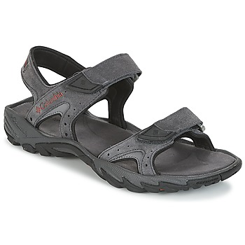 Shoes Men Outdoor sandals Columbia SANTIAM™ 2 STRAP Grey