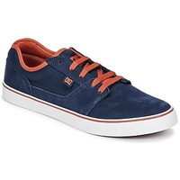 Shoes Men Low top trainers DC Shoes TONIK M SHOE NVB Blue / Orange