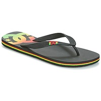 Shoes Men Flip flops DC Shoes SPRAY M SNDL RST Black