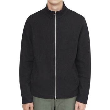Clothing Men Jackets Ymc Revie Zip Jacket Black