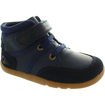 Shoes Children Mid boots Bobux I-Walk Scoot Navy