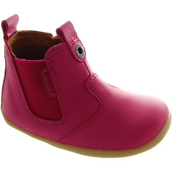 Shoes Children Ankle boots Bobux Step Up Jodphur Boot Fuchsia