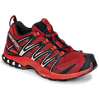 Shoes Men Running shoes Salomon XA PRO 3D Red