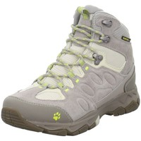 Shoes Hi top trainers Jack Wolfskin Mtn Attack 5 Grey