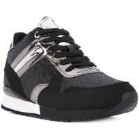 Shoes Women Low top trainers Tommy Hilfiger ADY BLACK Nero