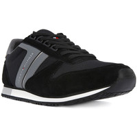 Shoes Men Low top trainers Tommy Hilfiger MAXWELL Nero
