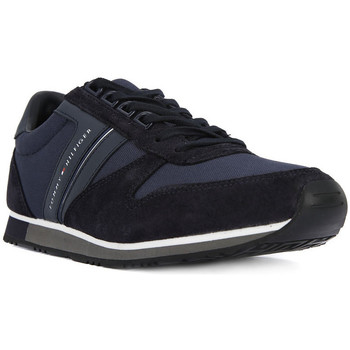 Shoes Men Low top trainers Tommy Hilfiger MAXWELL BLUE Blu