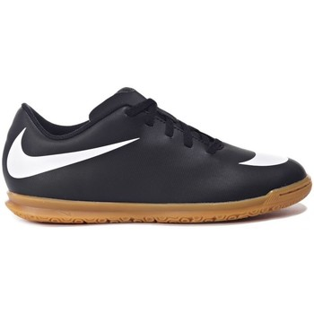 Shoes Children Football shoes Nike JR Bravatax II IC Black