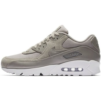 Shoes Men Low top trainers Nike Air Max 90 Premium Grey