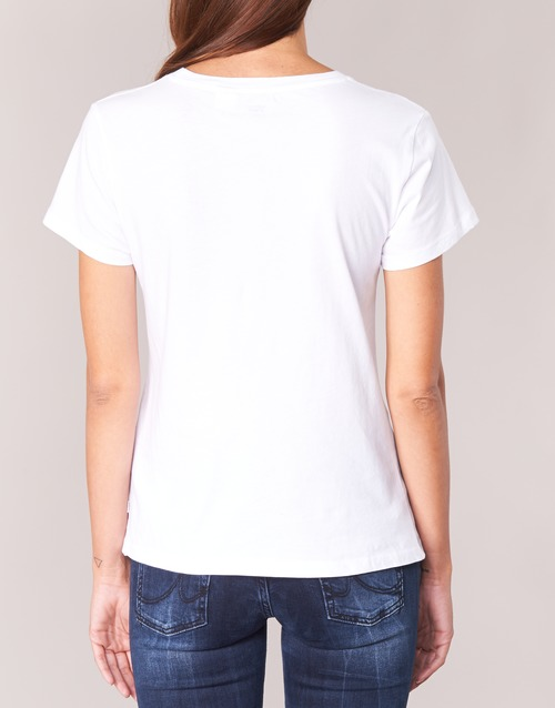 Levi's Perfect Tee The The White Levi's 8Tq6HWwg